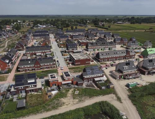 Gewonnen selectie gebiedsontwikkeling Nieuw Weideveld Bodegraven