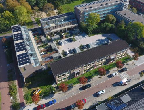 PERSBERICHT Multiprop start in Utrecht de bouw van een bijzonder duurzame transformatie