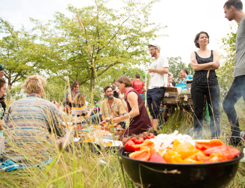 De woongroep is terug in Amsterdam: 'We willen geen winst, we willen gewoon een thuis' (Trouw)