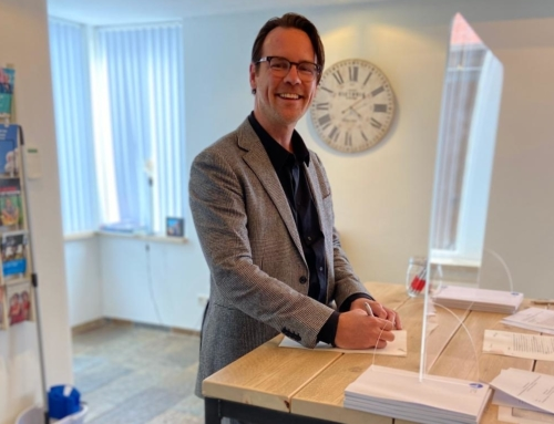 Oprichting Fundamentum Real Estate BV