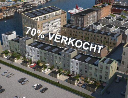 70% verkocht De Vrije Kade fase 3 Amsterdam
