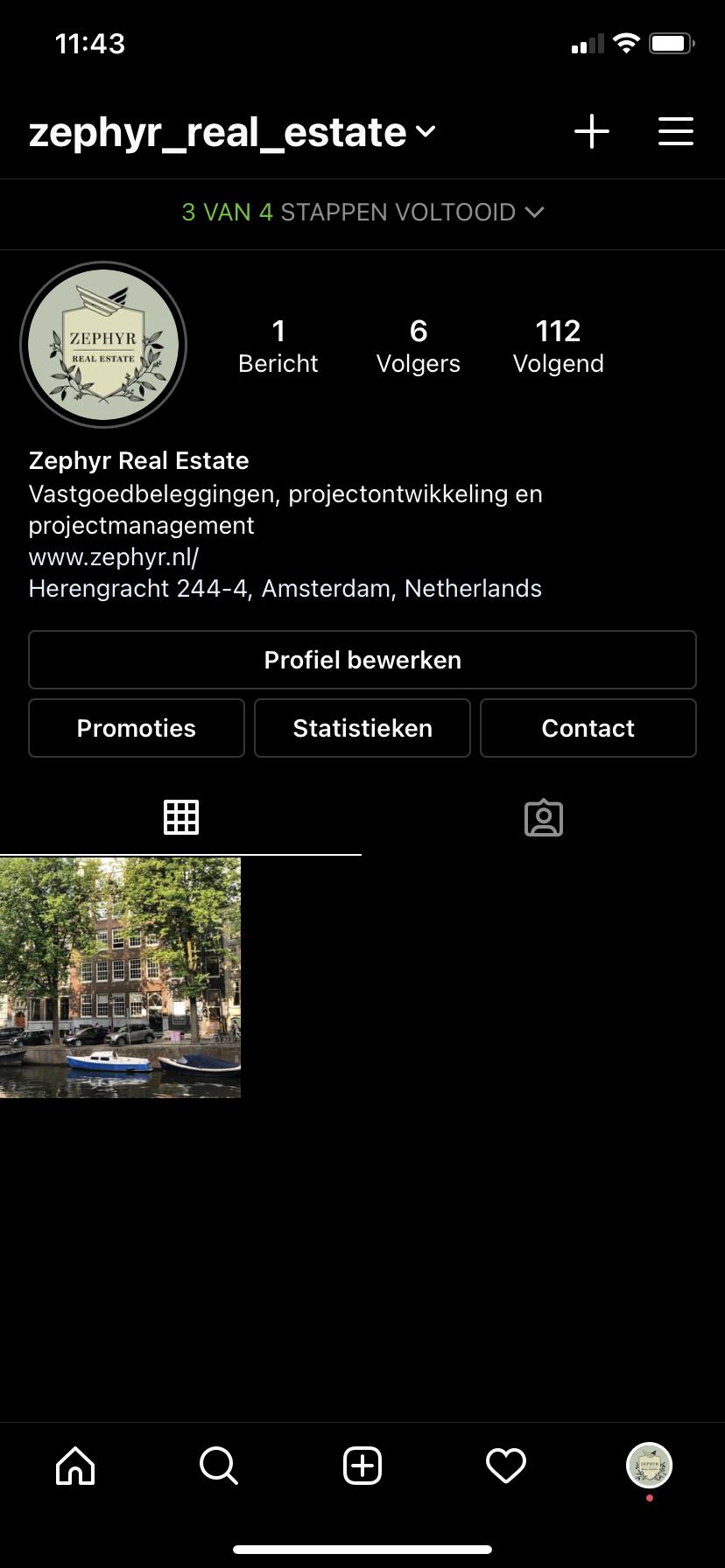 Zephyr Real Estate insta