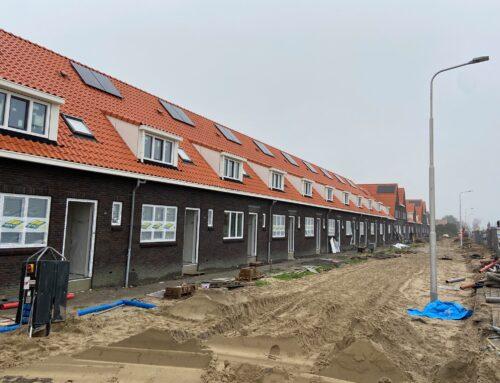 Opleveringen Rooie Dorp in Aalsmeer komen in zicht